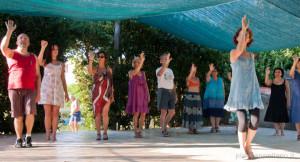 1 Lezione danza armena Ischia 2012