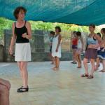 3 Lezione di danza Ischia 2010